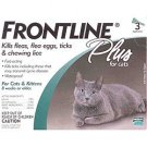 Frontline Plus For Cats, Feline, Sealed Box Not a Kit