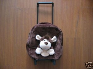 Monkey Bookbag, Monkey Luggage, Monkey Bag