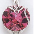 Stunning Crystal Pendant, One of a Kind, Swarovski