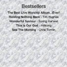 Bestselling Christian Music