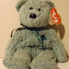 Beanie Babies Shamrock the Irish Bear