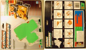 Transformers Micromaster Autobot Erector full card