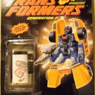 Transformers Generation 2 Windbreaker card & instructions