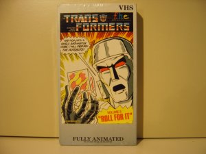 Transformers Roll For It MISB 1984
