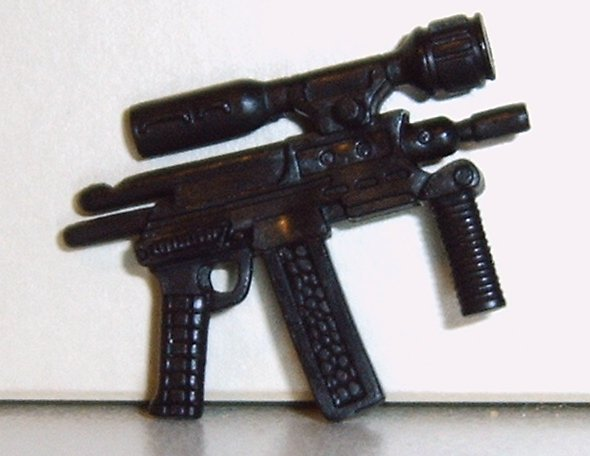 G.I. Joe Cobra Ahnihilator Gun