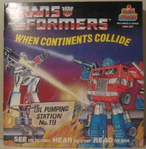 Transformers Record & Book