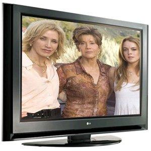 """50"""" LG Plasma HDTV"""