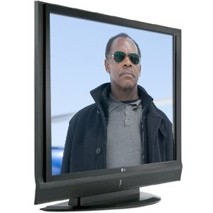 "LG 60"" 720p Plasma TV"