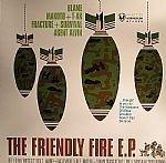 """Friendly Fire EP - Makoto & T Ak - """"Voyager"""""""