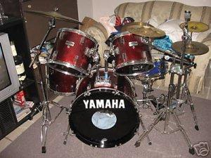 Yamaha Drum Set