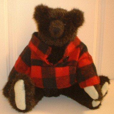 Teddy Bear - Canadian Lumberjack Grizzli