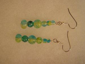 Summer Breeze Dangle Earrings