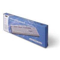 Belkin (F8E820-PS2) Internet Multimedia Keyboard