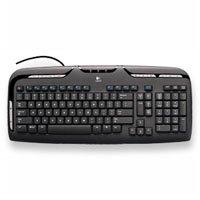 Logitech Media Keyboard - Programmable F-Keys