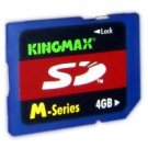 Kingmax 4 GB Secure Digital