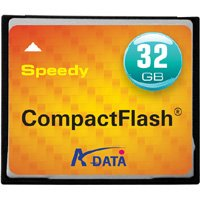 A-Data Speedy Series Compact Flash Memory Card 32GB