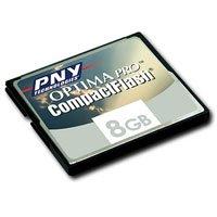 PNY Optima Pro Compact Flash 8GB