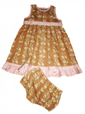 OSH KOSH Floral Sun Dress Set  Toddler Girl 24 Months