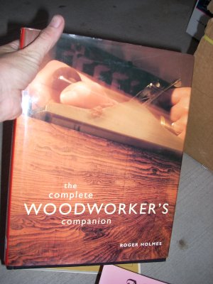 the complete woodworking book