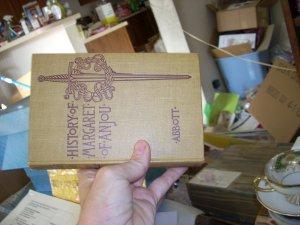 history of margaret of anjou