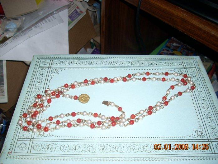 lot of vintage necklaces #3