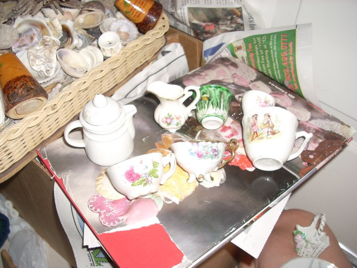 mixed lot doll size