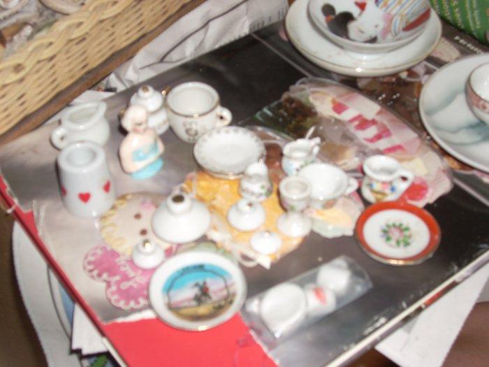 tea set pieces china