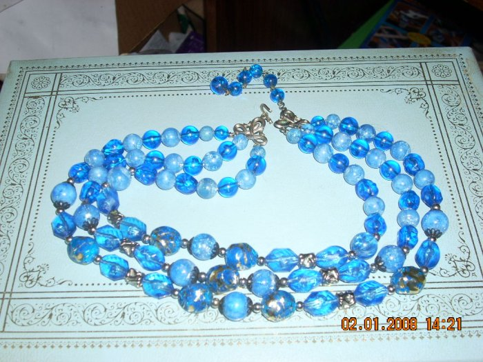 hong kong made vintage necklace #2