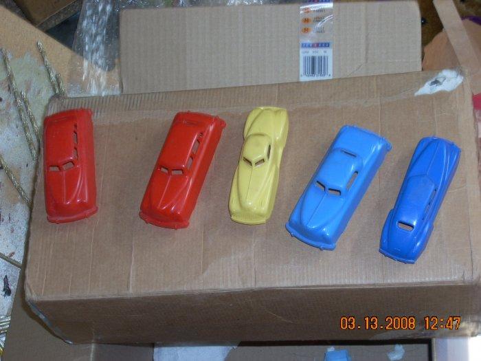 lot of vintage cars renwal