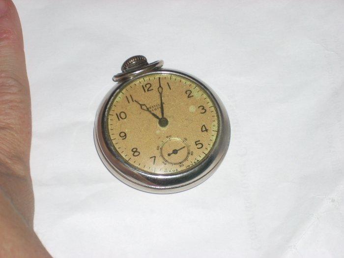 westclox scotty pocket watch