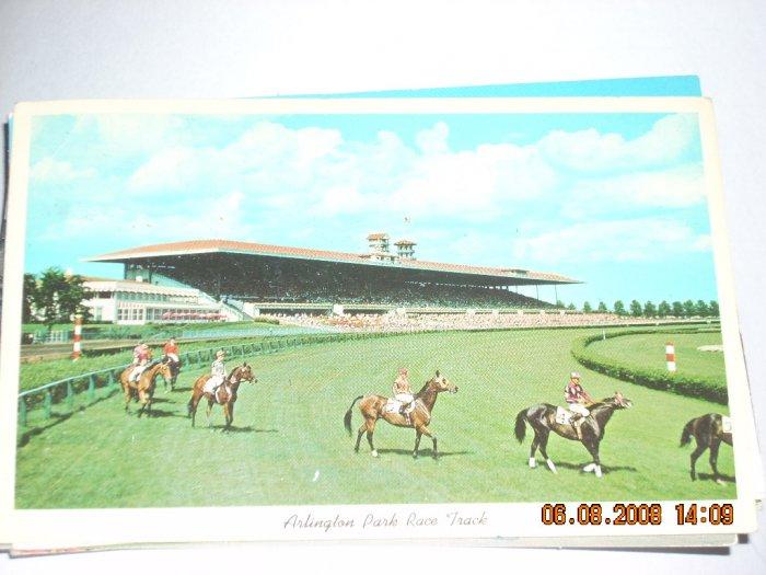 curteichcolor arlington park race track illinois
