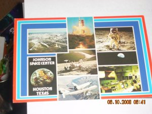astrocard johnson space center houston texas