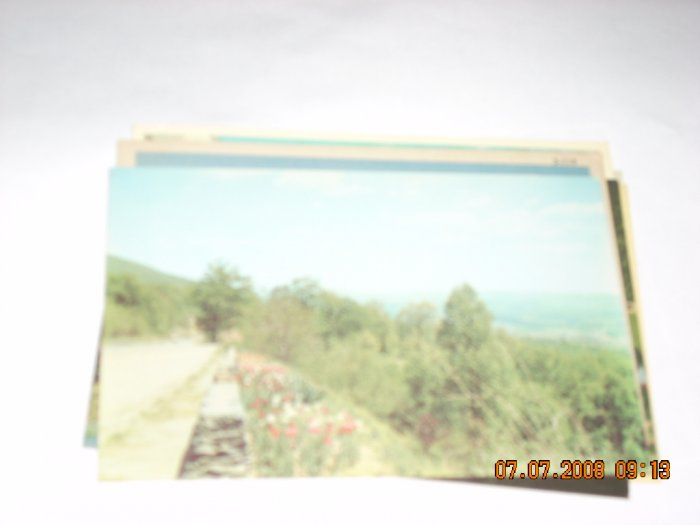 dexter press blue ridge highway skyline