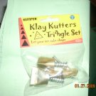 kemper triangle pattern cutter set