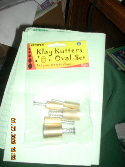 kemper oval pattern cutter set