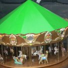 The Irish Flyer; a fully working miniature carousel