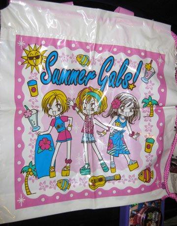 Gals furoku gym bag! furoku, event, zen-in, limited release