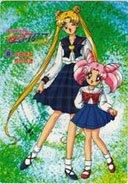 Jumbo Banpresto stars Usagi & ChibiUsa