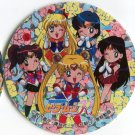 Sailor Moon R ~ Chibi group ~ Menko Trading Cards