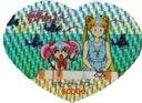 Heart Ribbon SMR #53 prism