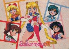 Sailor Moon R shitajiki
