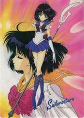 Sailor Moon - Sailor Saturn shitajiki
