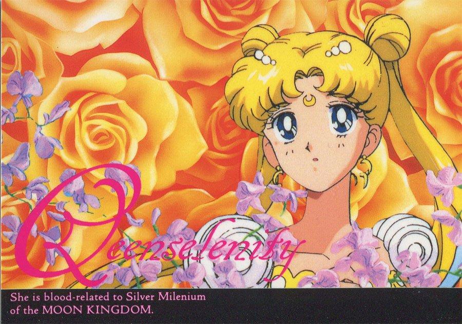 Charamide set 2 (Moon princess)