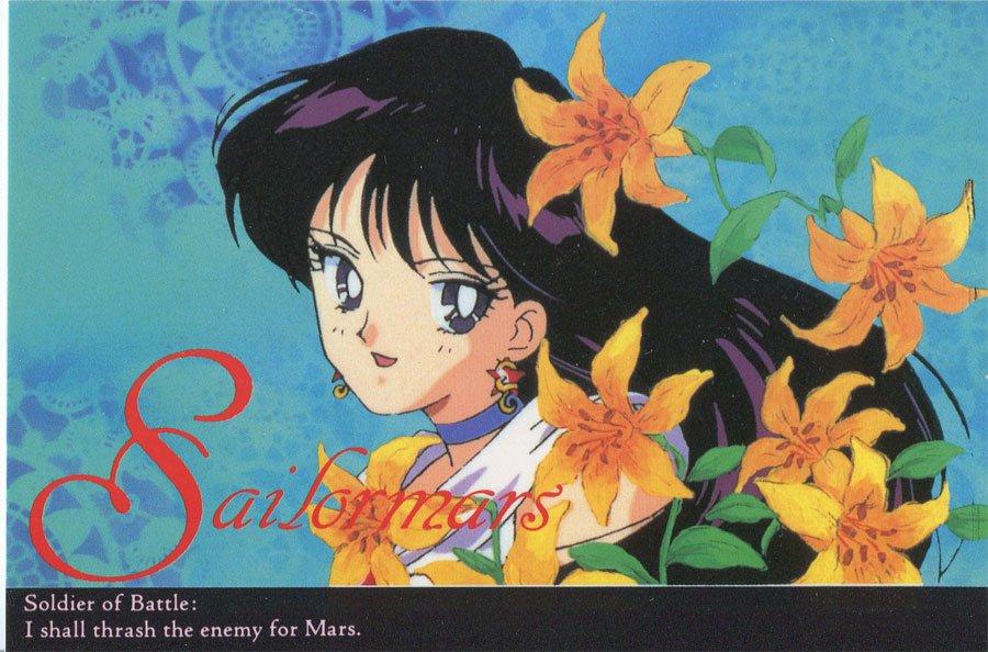 Charamide set 2 (Princess Mars)