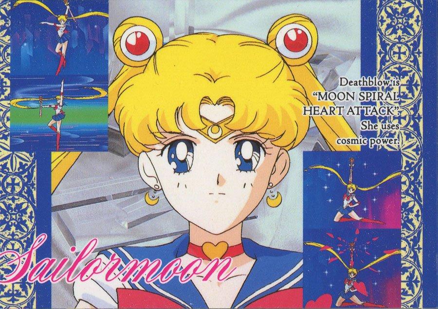 Charamide set 2 (Sailor Moon)