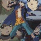 Gundam Seed Destiny cel card (Auel Neider)