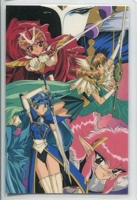Magic Knight Rayearth Idol card