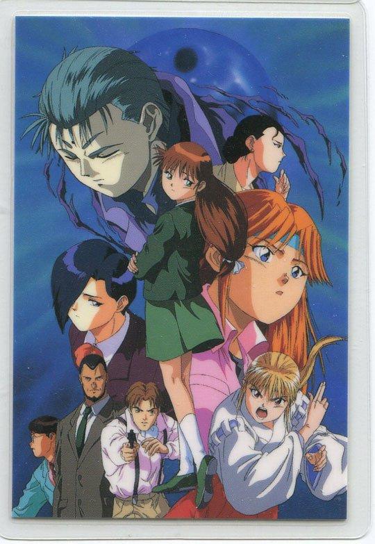Blue Seed Idol (Group) card