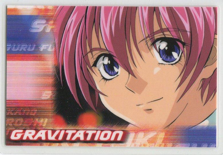 Gravitation (Shuichi) Idol card