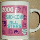 mixed manga series sho-comi mug